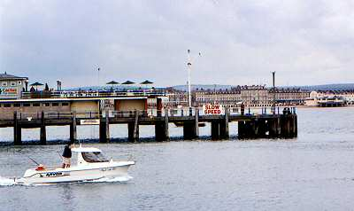 Weymouth's Pleasure Pier